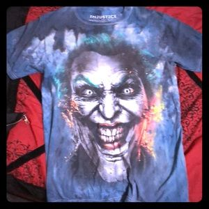 Joker T-shirt. Small. Injustice
